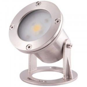Прожектор LED Aquaviva (1 led, 7 Вт, 12 В) White для фонтана