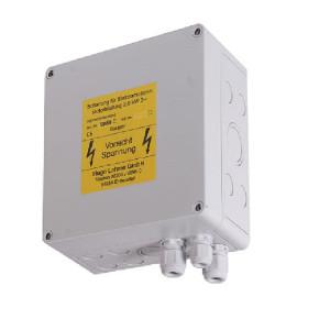 Блок управления Fitstar 7336450 для пьезокнопки 5.5 кВт, 400В, 10-16 А