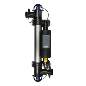 Ультрафиолетовая установка Elecro Steriliser UV-C 55, индикатор срока службы лампы, датчик протока